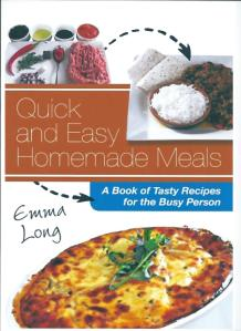 Quick & Easy Homemade Meals Book Cover