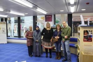 Cambridge Library 14 Dec 007