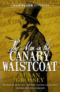 Canary waistcoat